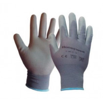 Guante PU Nylon Grey