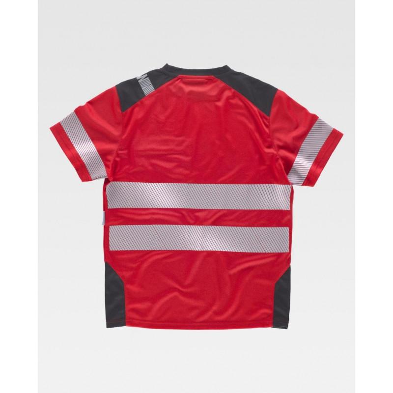 Camiseta Combi Alta Visibilidad 2429C
