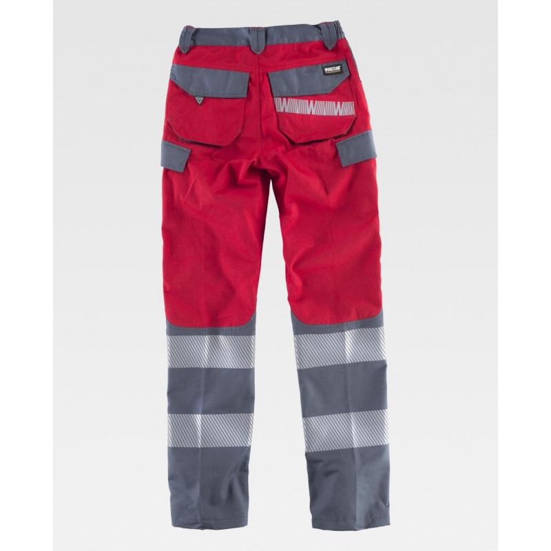 Pantalón Combi Alta Visibilidad 6172C