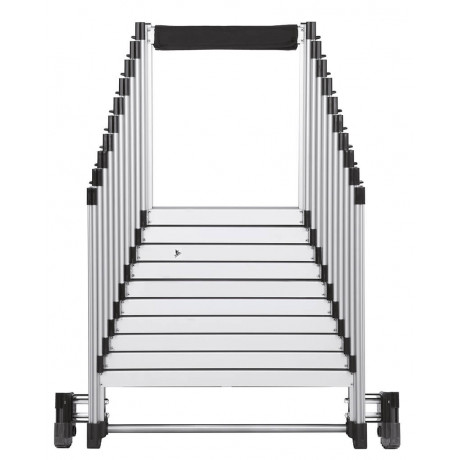 Escalera de aluminio 80830