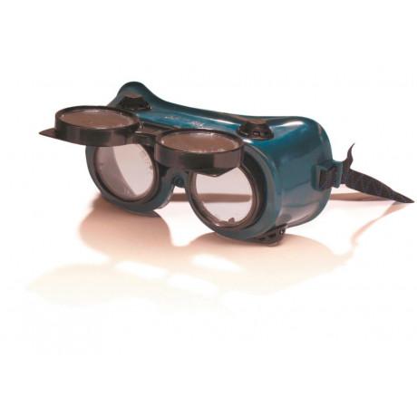 Caja de 12 Gafas de Soldadura Autógena Flippa