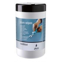 Higiene y Primeros Auxilios Plum Wipes 50uds