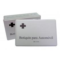 Kits Primeros Auxilios Botiquín Coche