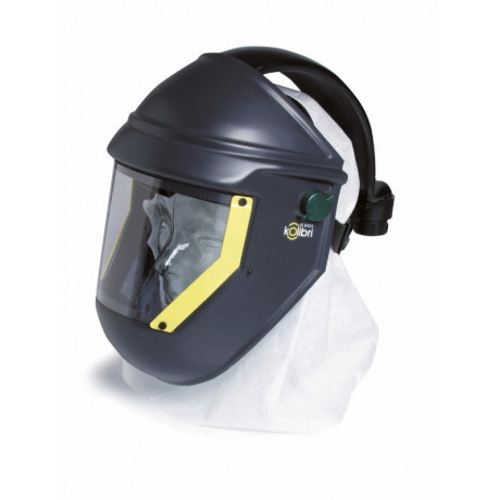Capuces y Máscaras para Acoplar a Equipos de Aire Kolibrí (Para Compact Air)