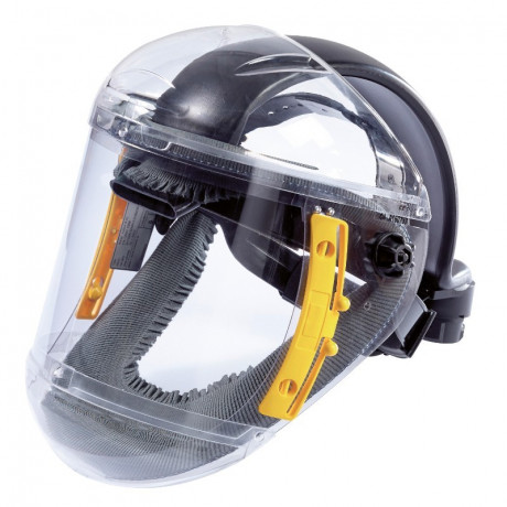 Capuces y Máscaras para Acoplar a Equipos de Aire Junior A (ClearFlow)