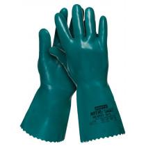 Riesgos Químicos 12 pares de Guantes Nitri Knit Plus