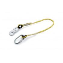 Cuerdas Conectoras Cuerda 1 M Con Mosquetón