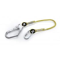 Cuerdas Conectoras Cuerda 1 M Con 2 Mosquetones