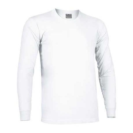 Camiseta de manga larga con puño elástico