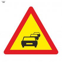 Señal Vial de Bolsa Congestión 700 x 700 mm