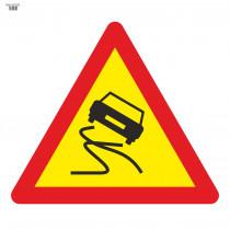 Señal Vial de Bolsa Pavimento Deslizante 700x 700 mm