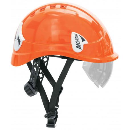 Casco Montana con visor - EN 397 (ref. HA008)