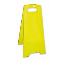 Panel Sin Grabación Amarillo Altura 620 mm