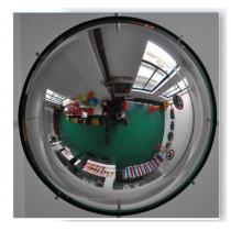 Espejo Interior 360°