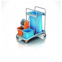 Carro de limpieza multifuncional TSS-0001