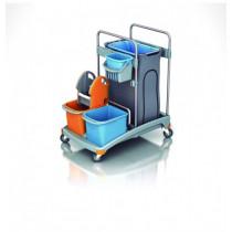 Carro de limpieza profesional TSS-0004