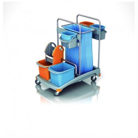 Carro de limpieza TSS-0007