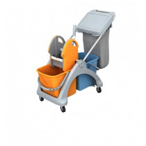 Carro de limpieza multifuncional TSK-0008