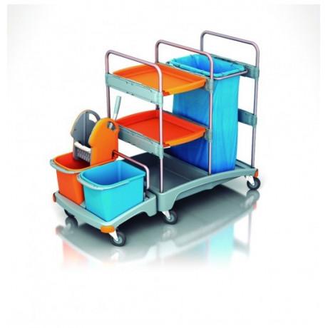 Carro de limpieza TSZ-0006