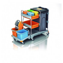Carro de limpieza multifuncional TSZ-0020