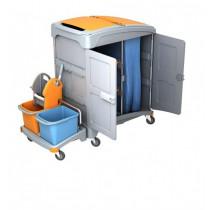 Carro de limpieza multifuncional TSZZ-0001