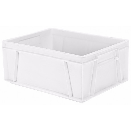 Caja apilable 15 L. Norma europa 400x300x170 mm