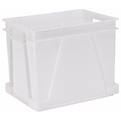 Caja apilable 30 L. Norma europa 400x300x330 mm