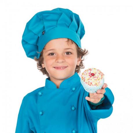 Gorro chef infantil colores