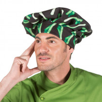 Gorro gran chef estampado