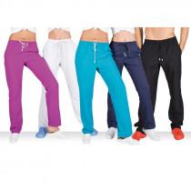 Pantalón microfibra color