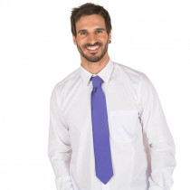 Corbata sin nudo