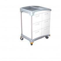 Carro de limpieza multifuncional TSH-0006