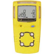 Detector de Gas Portátil Multigas Gas Alert MicroClip X3