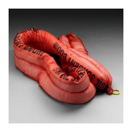 Absorbente hidrocarburos doble cordón (2 x 3 m x 10 cm diámetro) T280 - 4 cordones