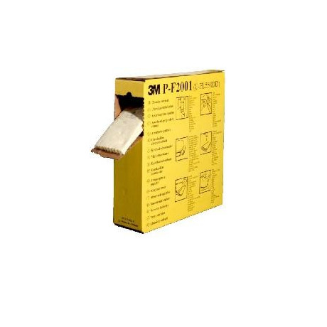 Absorbente químico multiformato (12 cmx 15 m) PF2001 - 3 rollos