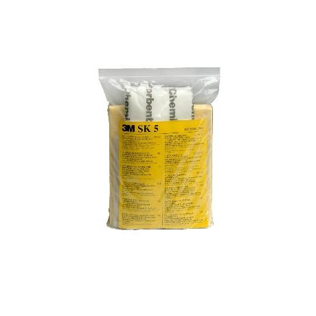 Kit Emergencia Químico Laboratorios (5 litros) SK5 (5 kits)