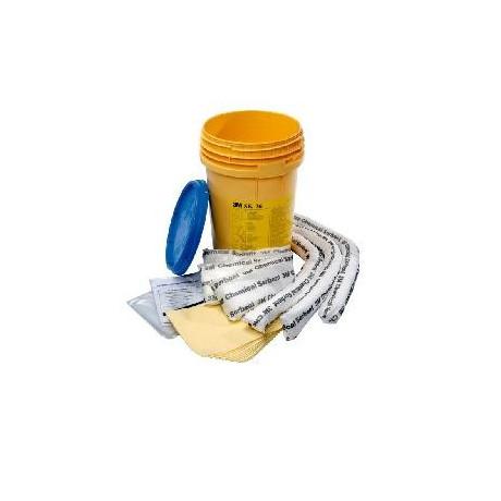 Kit emergencia químico (26 litros) SK26 - 1 kit