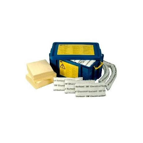 Kit emergencia químico (75 litros) SK75 - 1 kit