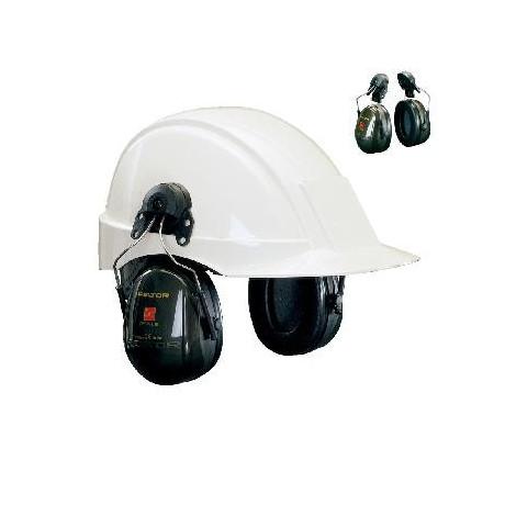 OPTIME II HIVIZ para casco con conexión P3H H520P3H467GB (10 pares)