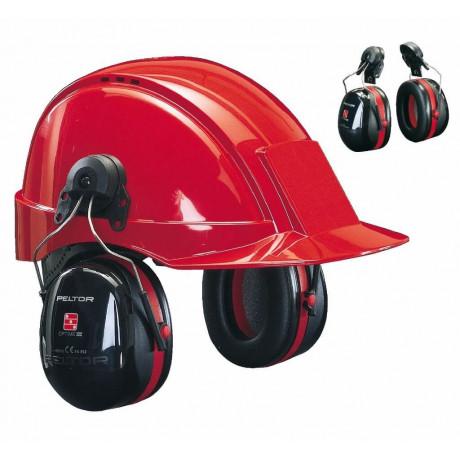 OPTIME III para casco con conexión P3K (a casco G2000) H540P3K413SV (20 pares)