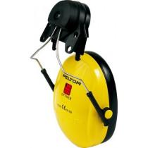 Orejera anclaje a casco, amarillo con anclaje P3E H31P3E 300GU H31 (20 pares)