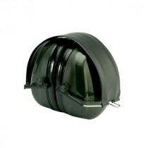 Bull´s Eye II Orejera plegable verde militar H520F440GN (20 orejeras)