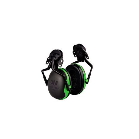 Orejera para casco con anclaje P5E, 3M PELTOR X1P5E (10 orejeras)