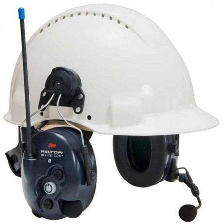 WS Lite Com PMR 446 con Bluetooth, a casco con bateria y cargador MT53H7P3E4410WS5