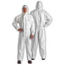 Prenda de protección frente a polvo y salpicaduras leves,blanco, tipo 5/6 4510 (20 Unds)