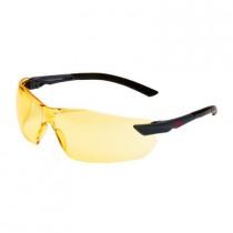Gafas NEW STYLISH PC - amarilla AR y AE 3M 2822 (20 gafas)
