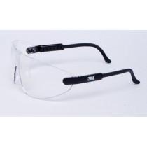 LEXA Gafas montura negra PC incolora DX 15233-00000M (20 gafas)
