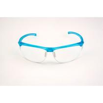 Gafa Refine 300 Azul, Lente PC incolora AR y AE 71507-00000M (20 gafas)