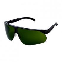 MAXIM Gafas montura negra soldadura PC tono 5 DX 13324-00000M (20 gafas)