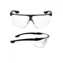 MAXIM BALLISTIC Gafas montura negra PC incolora DX 13296-00000M (20 gafas)